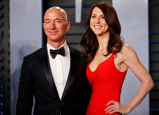 史上最贵离婚案:亚马逊CEO妻子最高可分得686亿美元