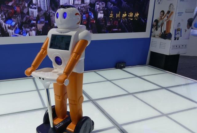 中国扫地机器人代表:国内销量稳居第一,力压小米、海尔等公司