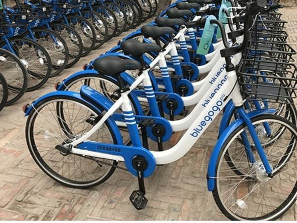 消失的小蓝单车去哪了?