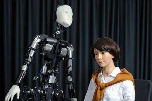 机器人老婆出世了!你怎么看?