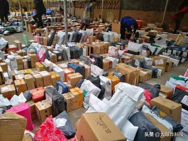 中国新快递之王诞生!利润大曝光:半年运送超50亿件包裹却不挣钱