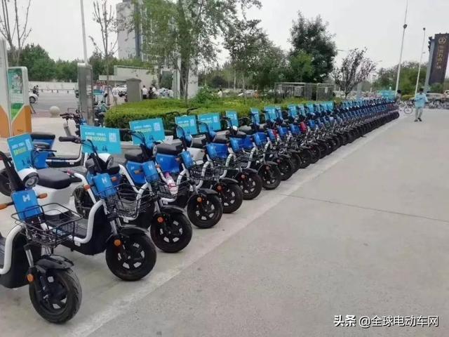 共享单车已经彻底凉凉,为什么还有人在大张旗鼓地做共享电动车?