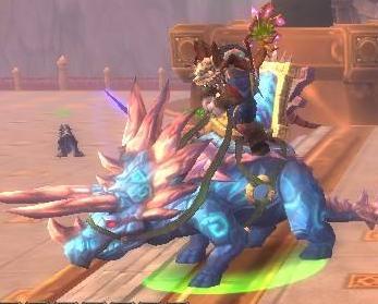 魔兽世界巨兽岛五只坐骑详细攻略,你拥有了哪几只?