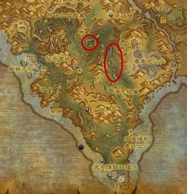 魔兽世界-水黾坐骑获取攻略(详)