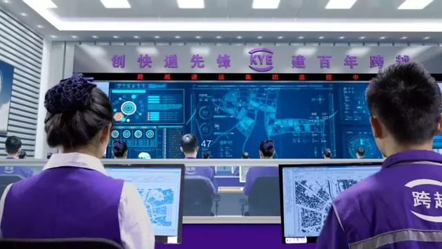 吴京代言,估值200亿,又一家快递崛起了
