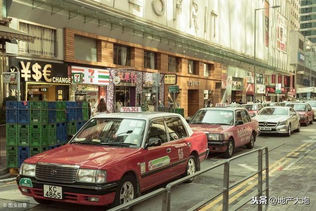香港趣事:皇后大道东