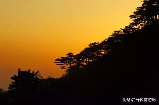 中国著名的北岳恒山,你去过去么?
