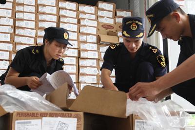 美淘转运快报:最近据说90%的海淘包裹都被扣了?