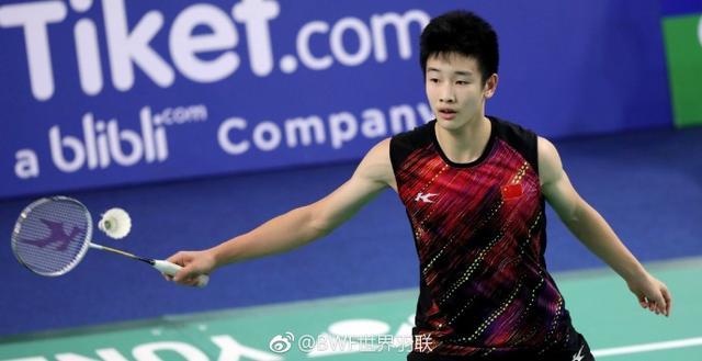 可喜可贺!中国两小将成功闯进青年奥运会单打决赛!