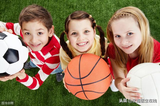 做什么运动助于长高?这5项运动很适合孩子