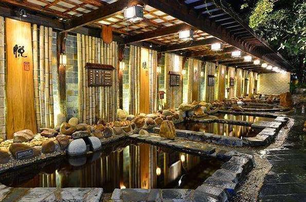 广东十大度假温泉酒店名单公布,去了都不想回来了,你都有泡过吗