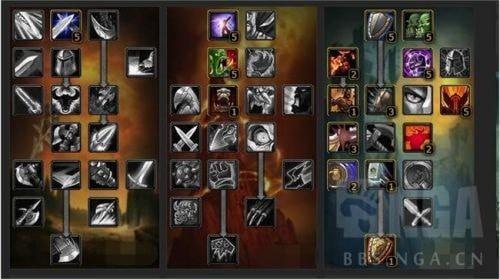 魔兽世界怀旧服战土强烈推荐加点三类型WOW战士天赋加点攻略