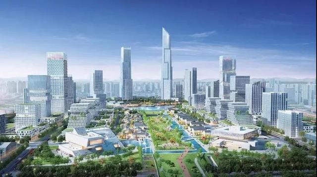 天府新区最新消息,打造公园式宜居综合型社区