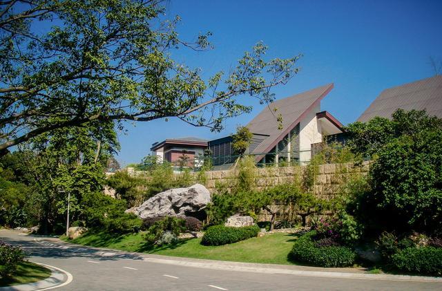 中国最奢华的别墅,广州大一山庄