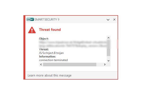 NOD32误报所有互联网站点受感染:ESET发布紧急修复更新