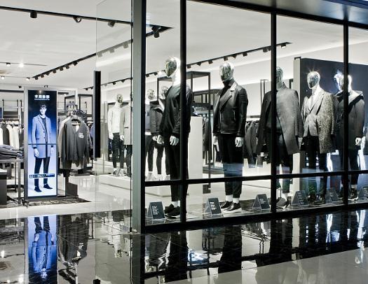 全年各月份服装销售分析
