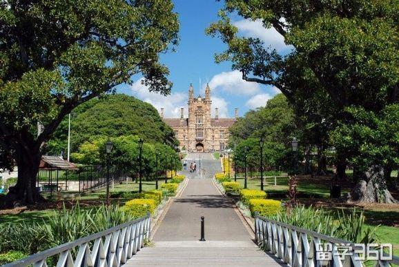 2019悉尼大学世界排名