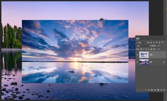PS中图层蒙版的原理和用法 详解图层蒙版的概念 换天空再简单不过