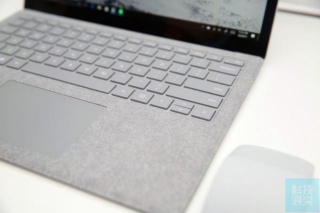 微软Surface笔记本上手评测:真的太棒了