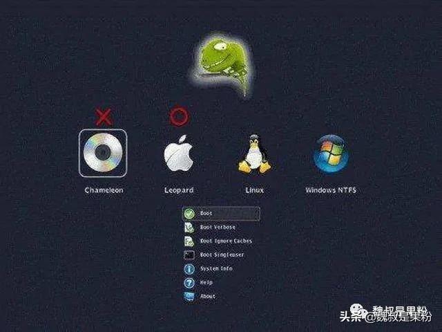 黑苹果,没你想的这么难。了解黑苹果