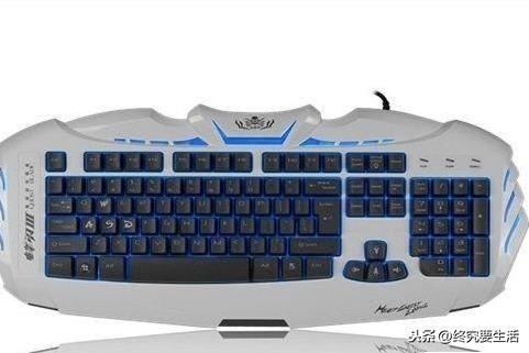 键盘怎么调节背光 键盘调节背光方法「详解」