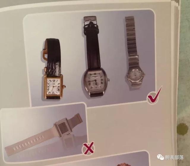 美丽的空姐为什么必须戴手表?她们都戴什么样的手表?