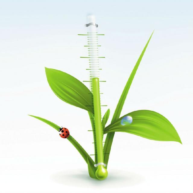 温度计的正确使用方法——水银体温计怎么看?