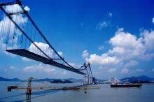 广东虎门大桥简介!