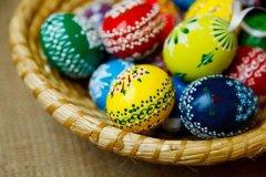 复活节兔子和彩蛋的来历