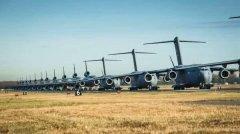 美国军事网站评出世界十大空军!中国竟比第一空军少一万架战机!