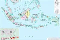 印度、印度尼西亚、印尼三个的区别是什么?